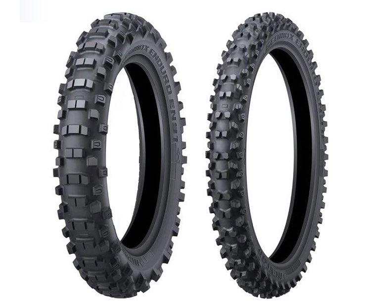 Dunlop Geomax EN91 dual sport motorcycle tire