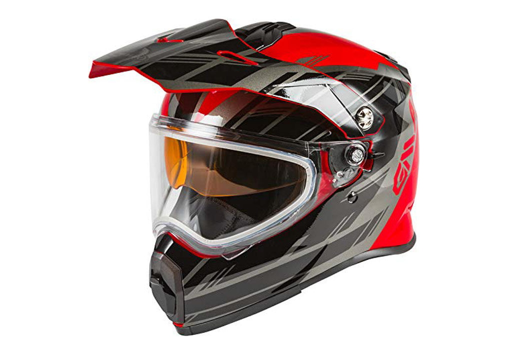 GMAX AT21S Adventure Motorcycle helmet