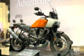 Harley-Davidson Pan America Adventure Bike Makes Public Debut