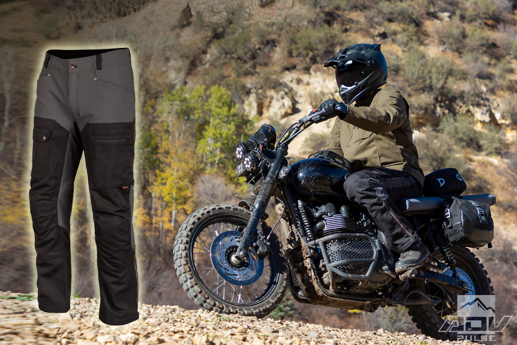 KLIM Launches New Switchback Cargo Pant - ADV Pulse