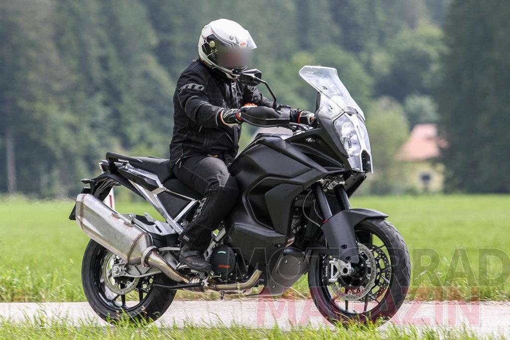KTM 1290 Super Adventure revamped for 2020