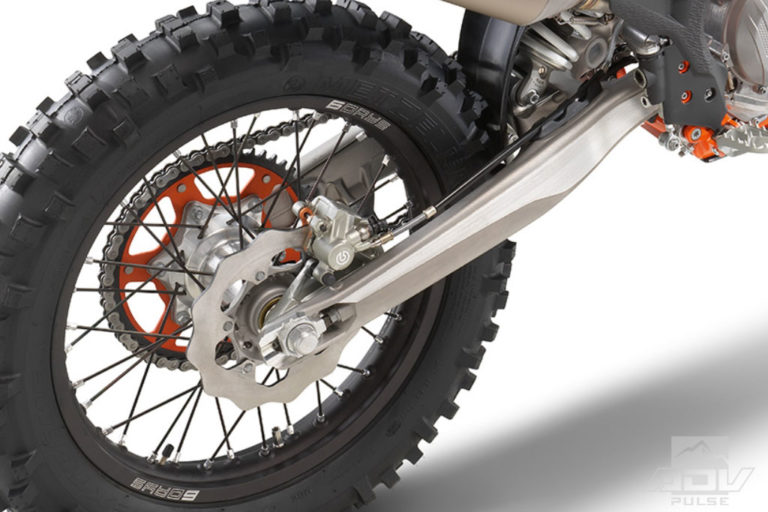 KTM 500 EXC-F Six Days swingarm