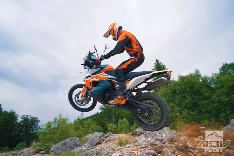 KTM 790 Adventure R Rally Exclusive Model