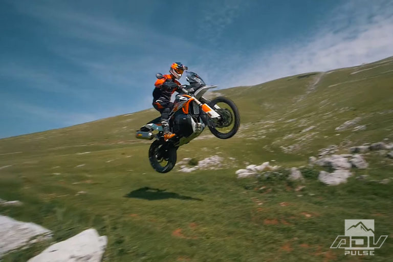 KTM 790 Adventure R Rally Limited Edition