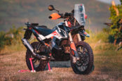 Rebel X Sports Releases All-New Rally Kit for KTM 790 Adventure