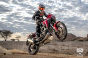 Honda Files Patent for Supercharged Africa Twin
