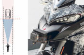 New Ducati Multistrada Spy Shots Show Autonomous Tech Coming