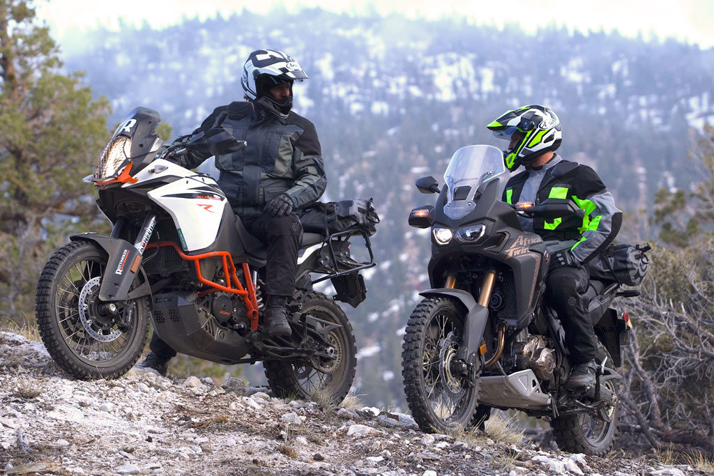 New FirstGear 2020 Collection for Adventure Travelers - ADV