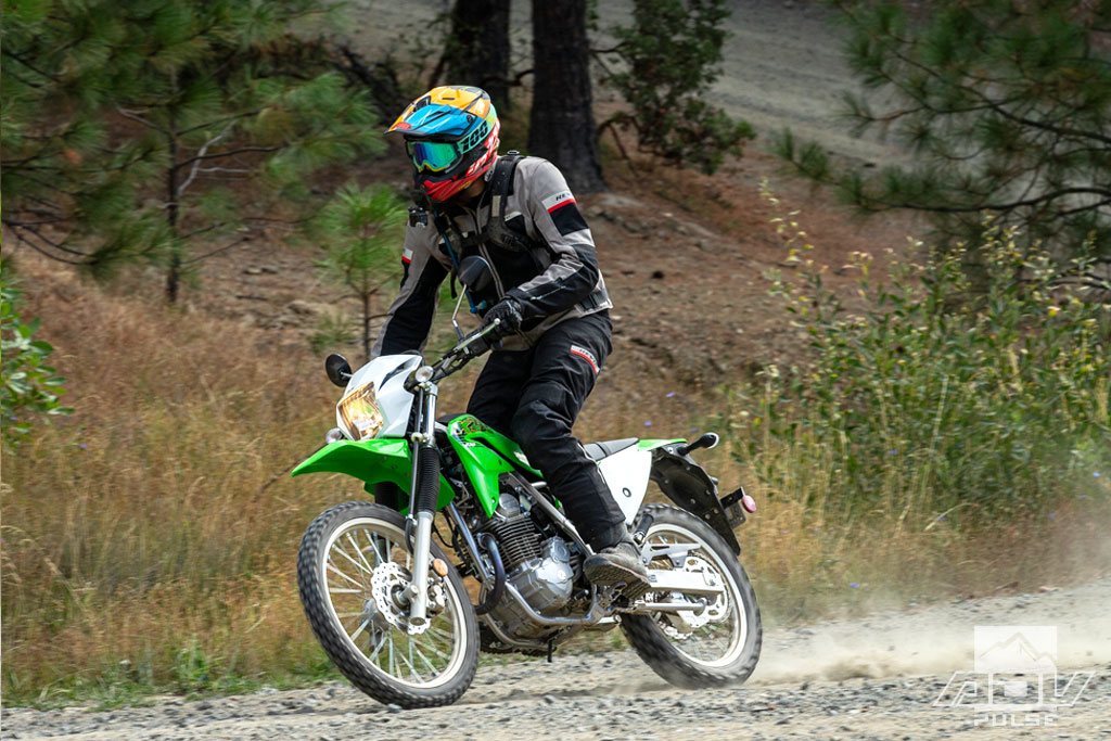 2020 Kawasaki KLX230 Review
