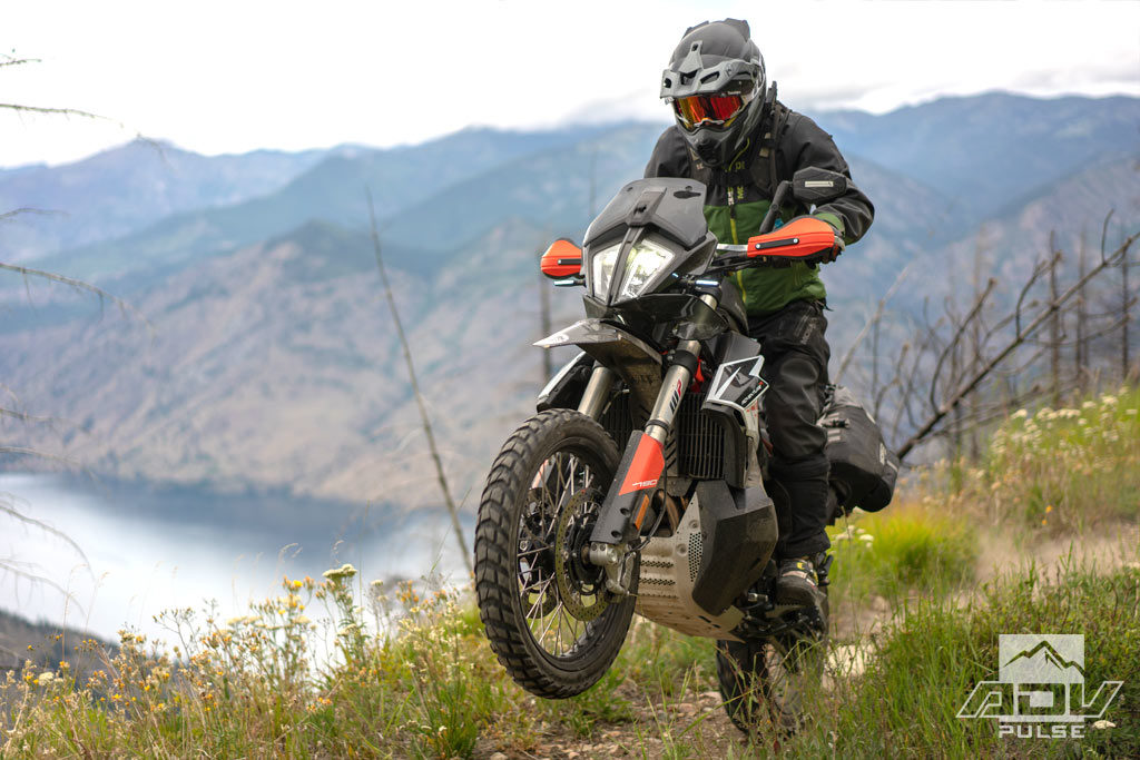 Mosko moto adventure suit.