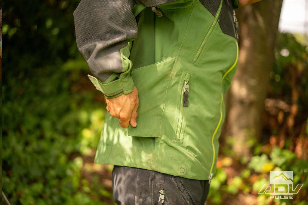 Mosko Moto Basilisk Jacket
