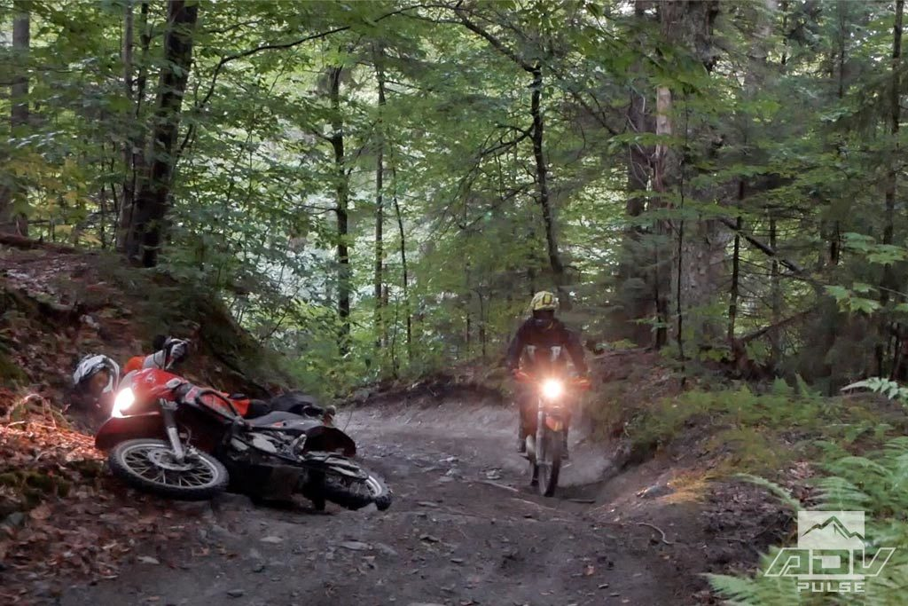 Touratech DirtDaze Rally Trails of Vermont