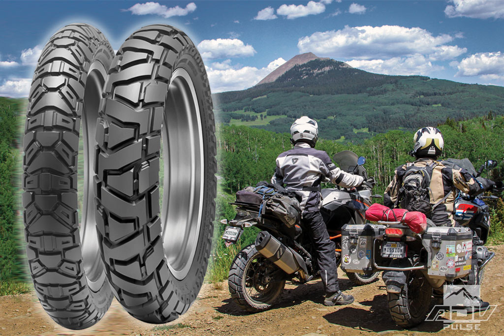 Dunlop Trailmax Mission 50/50 dual sport tire announced