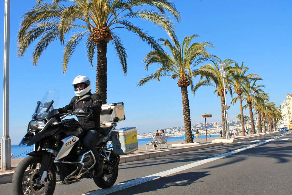 Hertz Ride motorcycle rental and adventure touring service