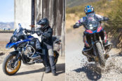 Pint-Sized Rider Tames Big-Bore ADV Bikes Nearly 5X Her Size