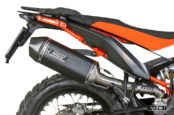 MIVV Announces New Slip-on Exhausts for the KTM 790 Adventure