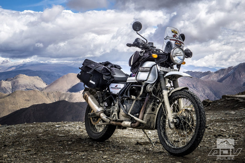 Royal Enfield Himalayan put through its paces on expedition to Everest