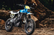 Meet the Yamaha XSR700 TT: A Classic Enduro Inspired Build