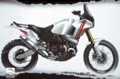 Ducati Reveals New Paris-Dakar Inspired Adventure Bike Concept
