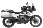 Hepco & Becker Launch New Accessories Line for KTM 790 Adventure