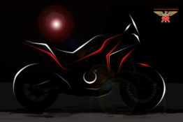 Moto Morini New Middle-Weight Adventure Bike