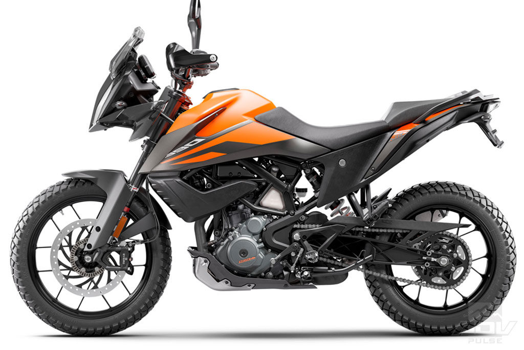 KTM's new small adventure bike