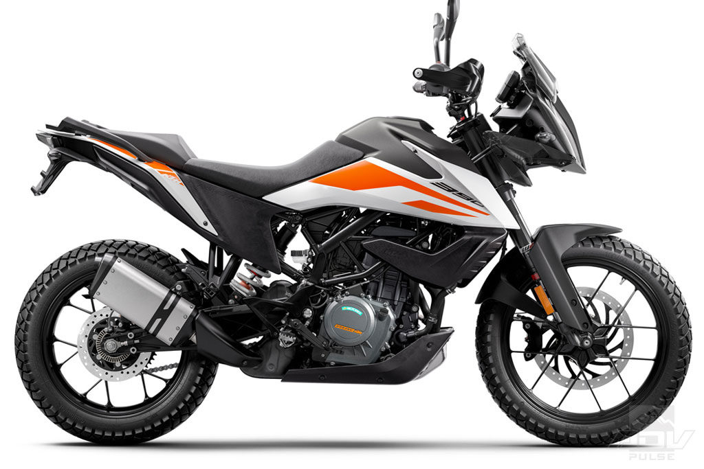 2020 KTM 390 Adventure Revealed at EICMA