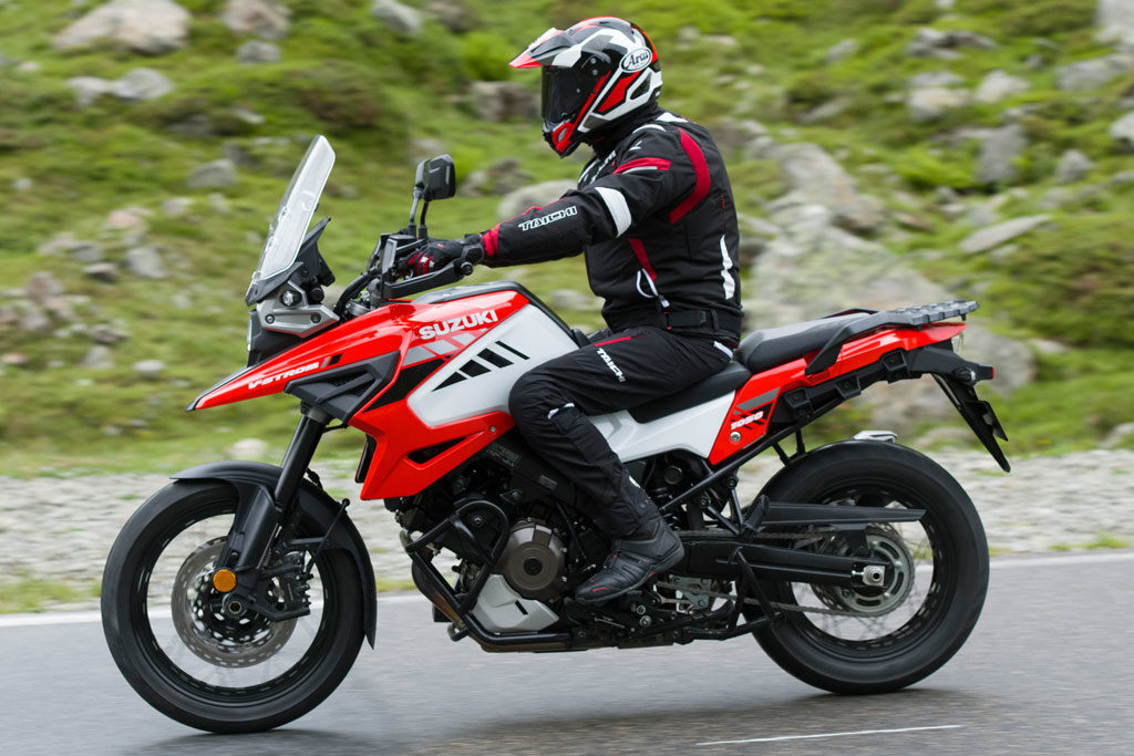 New Suzuki V-Strom 1050