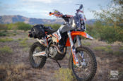 Building The Ultimate KTM 500 EXC Lightweight Adventure Bike