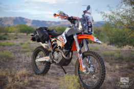 black dog ktm 500 exc bike build