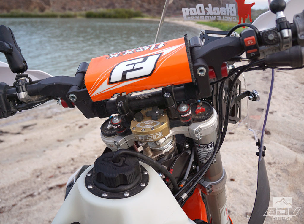KTM 500 EXC Flexx Bars