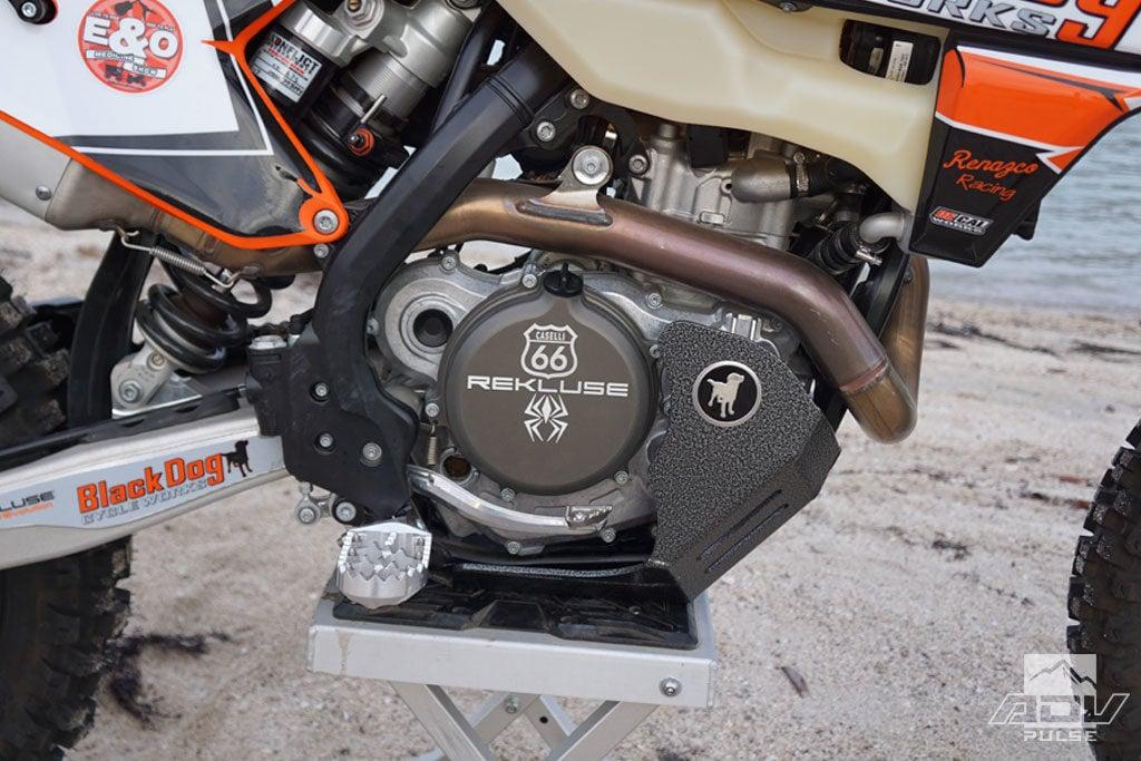 KTM 500 EXC auto clutch