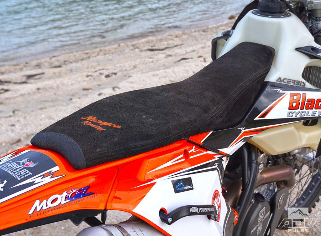 KTM 500 EXC Custom Seat