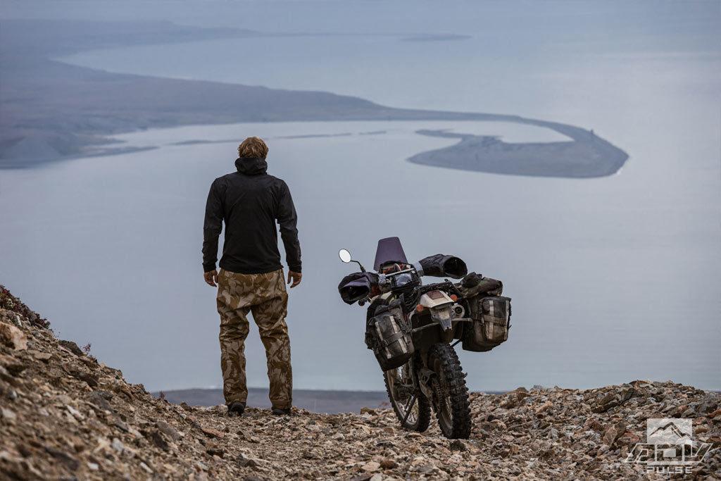 Adventure Rider Anatoly Chernyavskiy