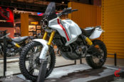 New Ducati Desert X Moves From Concept Sketch to Full-Size Bike