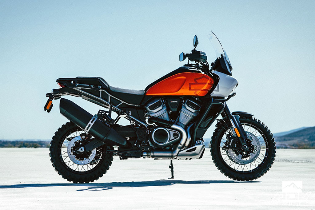 Harley Davidson unveils production version of Pan America