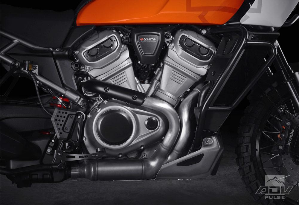 Harley Davidson Pan America engine