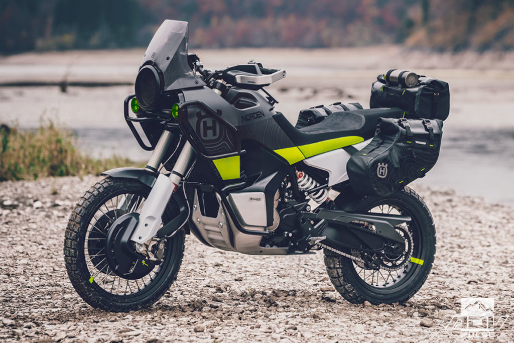 Husqvarna's new Adventure Bike Concept