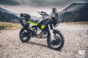 Norden 901: Husqvarna Unveils Stunning Adventure Bike Concept