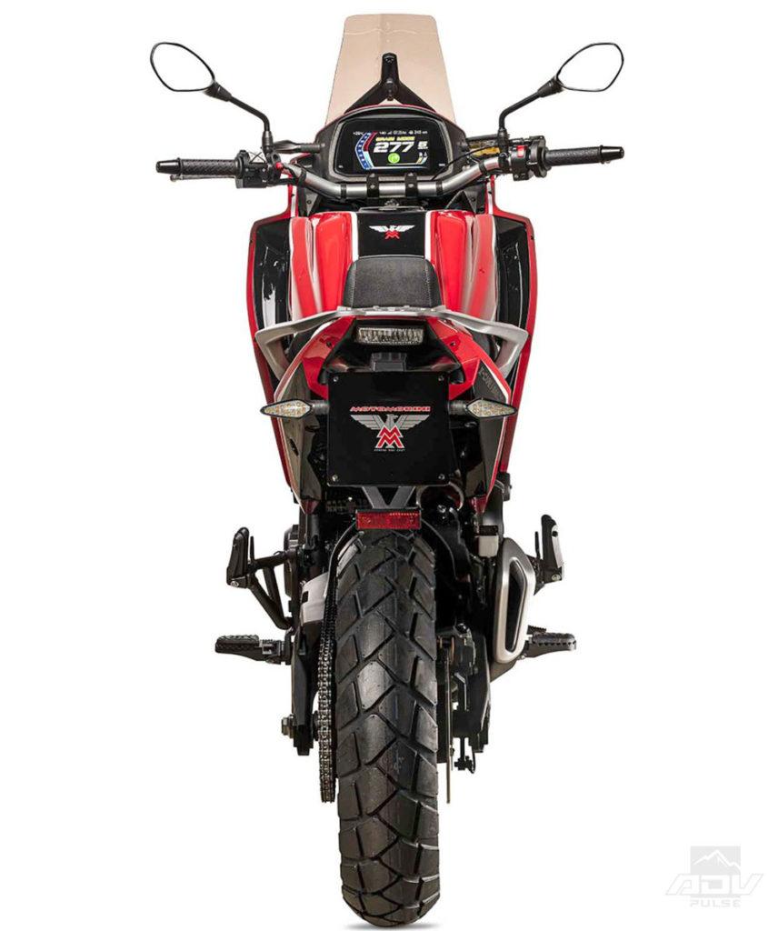 Moto Morini X Cape middleweight adventure bike