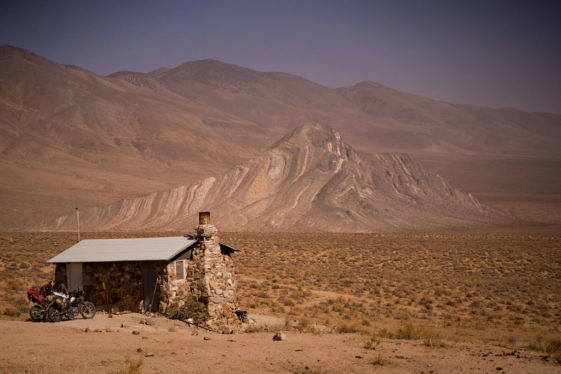 Geologist's Cabin Death Valley