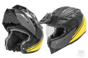 Touratech Aventuro Traveller: New Lightweight Flip-Up ADV Helmet