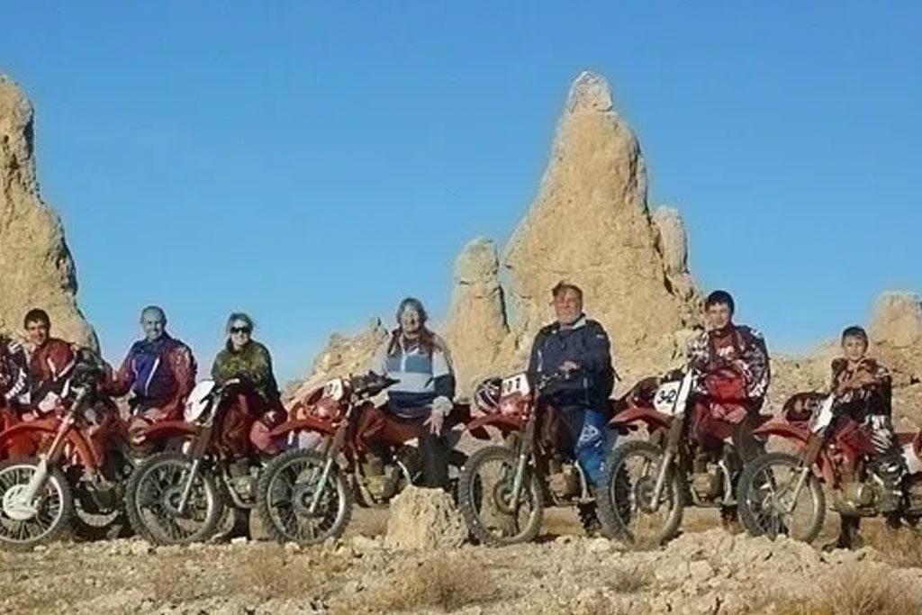 Mojave Family Adventure