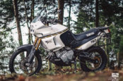 Old Meets New In This Stunning Yamaha XTZ 750 Super Tenere Build