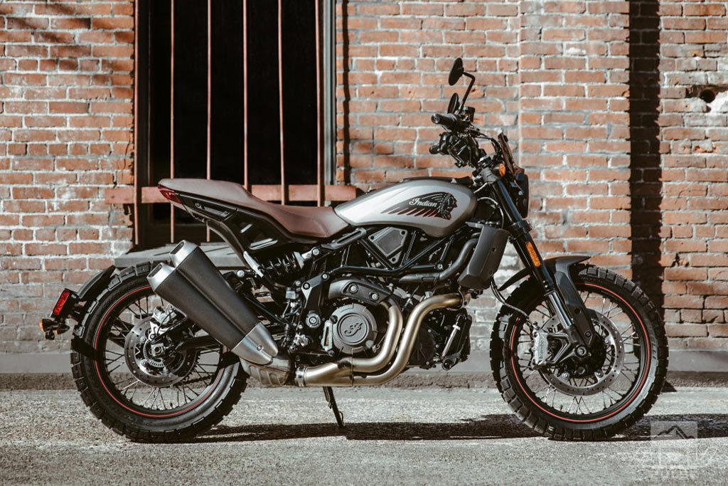 2020 Indian FTR 1200 Rally Coming To America - ADV Pulse