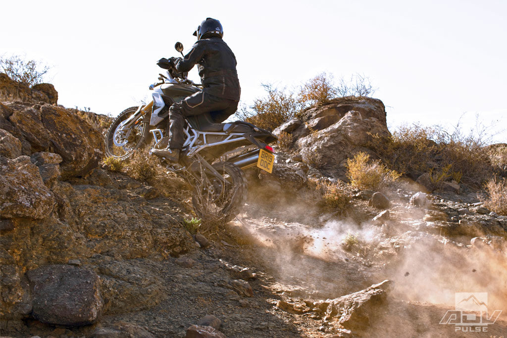 Triumph building new mid-range adventure bikes in partnership with Bajaj
