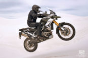 Upcoming James Bond Movie To Feature New Triumph Tiger 900