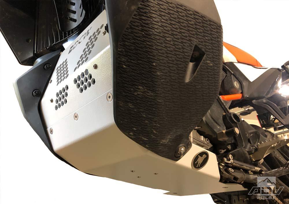 KTM 790 adventure skid plate