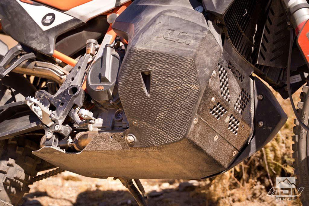 Black Dog skid plate KTM 790 Adventure