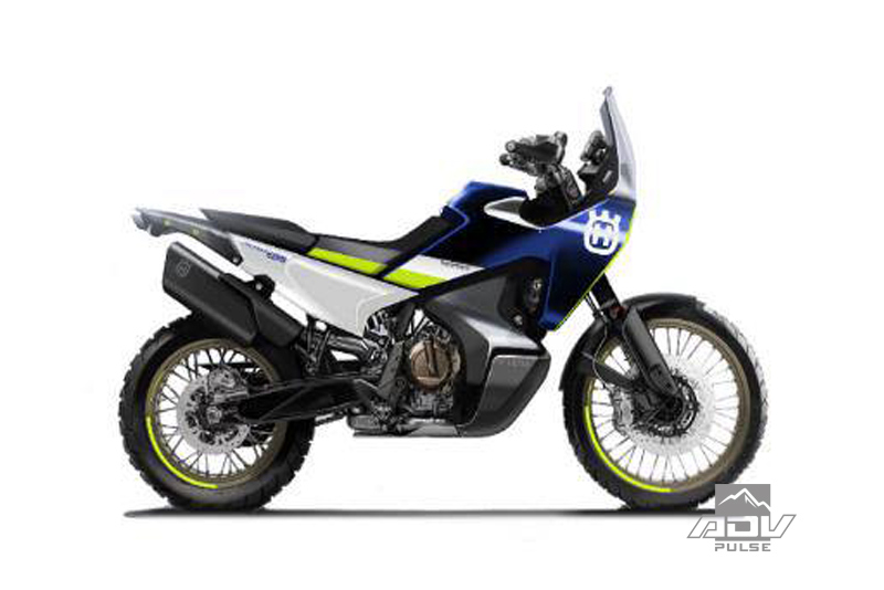 Husqvarna Norden 501 Adventure Bike
